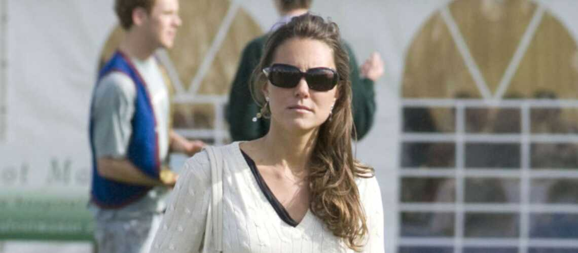 Kate Middleton sous pression