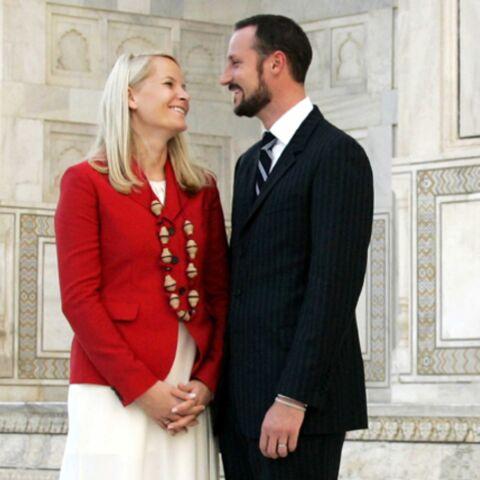 Haakon et Mette Marit de Norvège