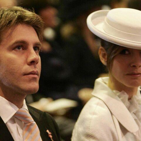 Emmanuel-Philibert et Clotilde de Savoie