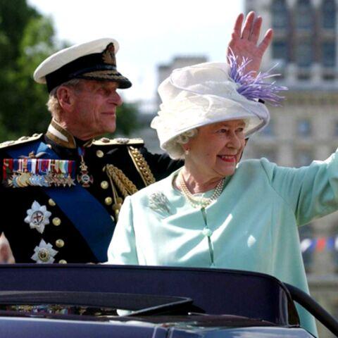La reine Elizabeth et le prince Philip