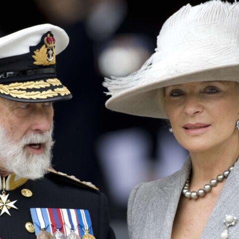 Le prince et la princesse de Kent: la fin des années fastes
