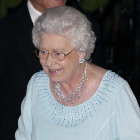 Elisabeth II: dure soirée!