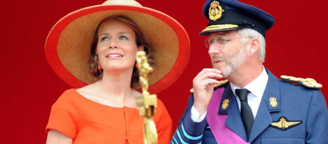 Mathilde et Philippe de Belgique dans la tourmente
