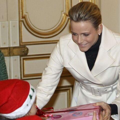 Charlène de Monaco, au service des enfants démunis