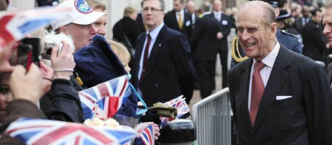 Jubilé Elizabeth II- Le prince Philip, gaffeur magnifique