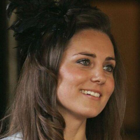 Kate Middleton: et maintenant, elle parle!