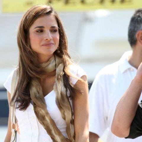 Rania de Jordanie met ses photos de vacances sur Twitter