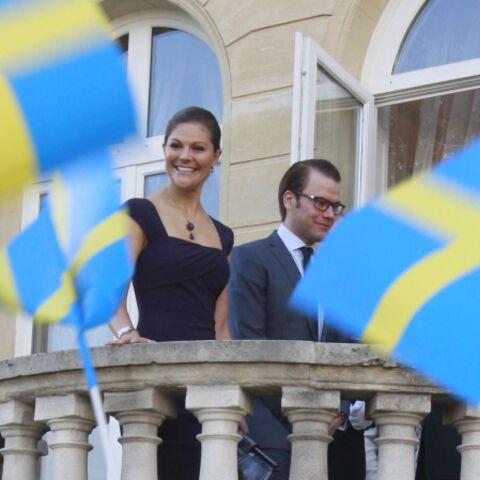 Photos- Victoria et Daniel de Suède en France