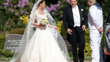 Les plus beaux voiles de mariée du Gotha