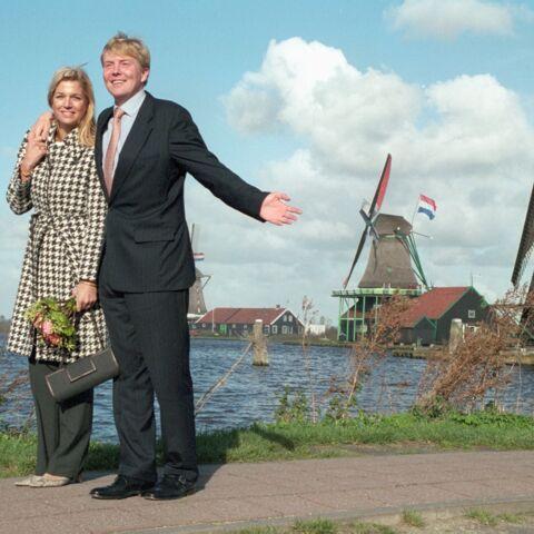 Willem-Alexander et Maxima des Pays Bas