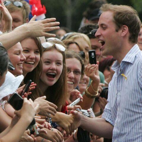 Le prince William: toutes folles de lui!