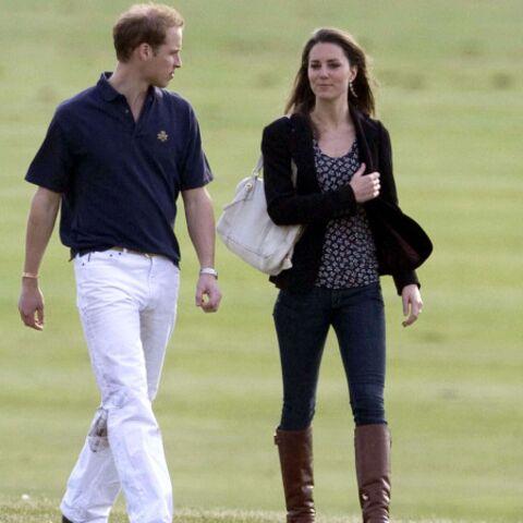 William et Kate en France!
