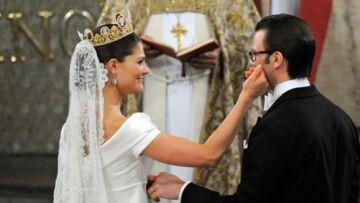 Vidéo- Le moment le plus émouvant du mariage de Victoria de Suède et Daniel Westling