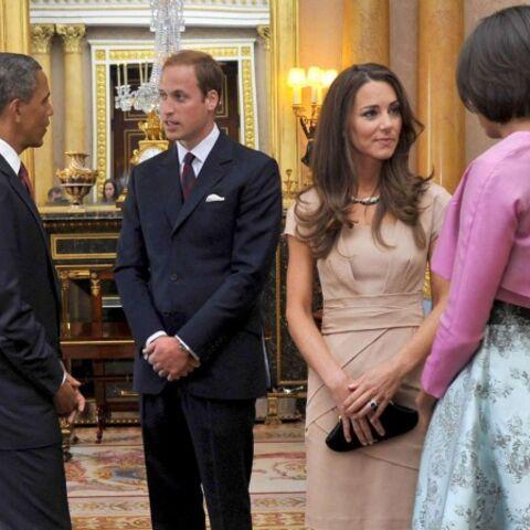 Kate Middleton et Michelle Obama: toutes les photos de leur première rencontre!