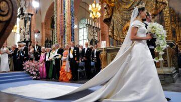 Victoria de Suède: tout sur sa robe de mariée…