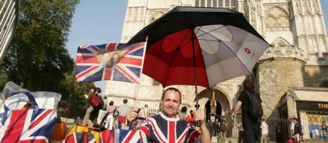 Mariage de William et Kate: il va pleuvoir!