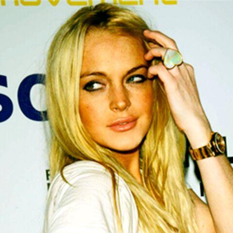 Lindsay Lohan: un début d'année mouvementé