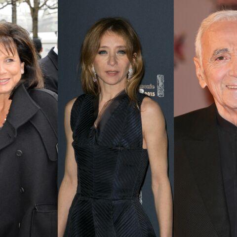 """Sylvie Testud, Charles Aznavour, Anne Sinclair: """" Paris, France, Monde, Debout!"""""""