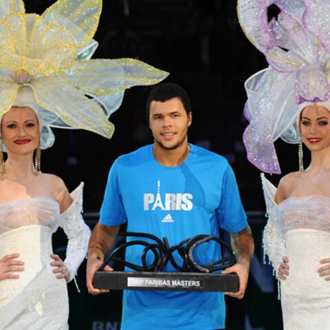 Jo-Wilfried Tsonga remporte Paris-Bercy