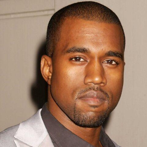 Kanye West fait une crise d'hystérie