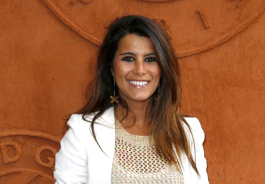 Karine Ferri, animatrice télé et radio