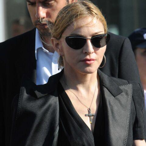 Madonna se dévoile en Israël