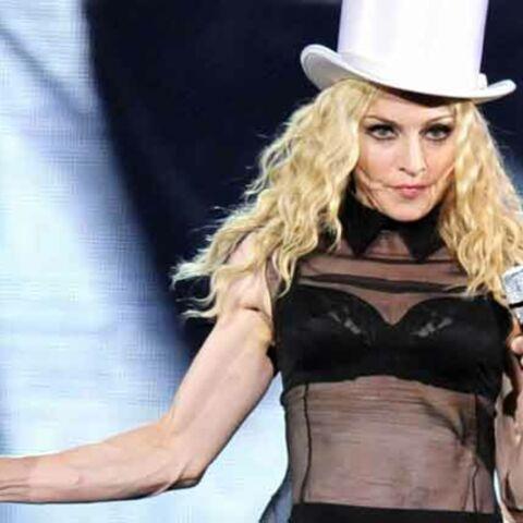 Madonna a dédié Like A Virgin au Pape, shoking?