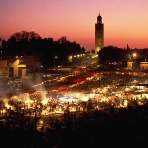 Marrakech sort le grand jeu