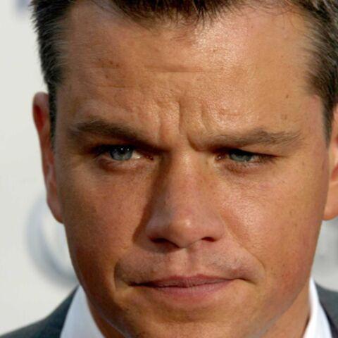 Matt Damon plus aussi fan de Barack Obama