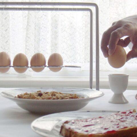 A l'heure du petit déjeuner