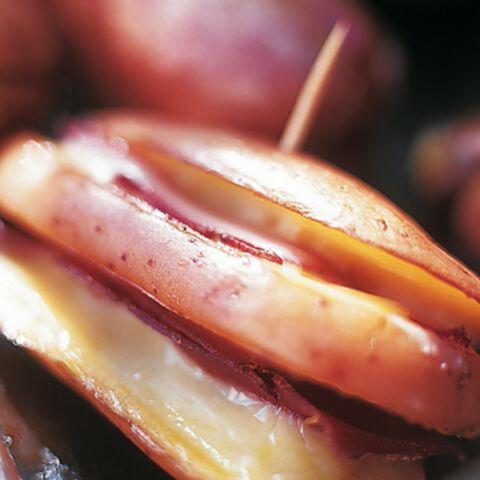 Mille-feuille de pommes de terre