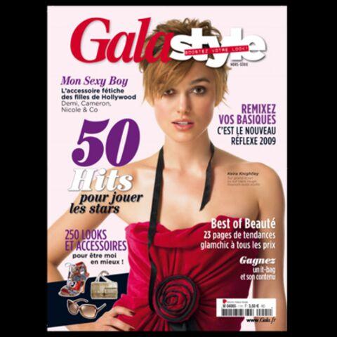 Evénement! Découvrez en ligne le nouveau magazine féminin GalaStyle!