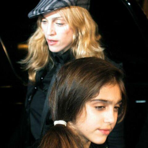 La fille de Madonna n'est pas assez «rebelle»