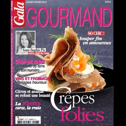 Gala Gourmand n°126 Janvier-Février 2012
