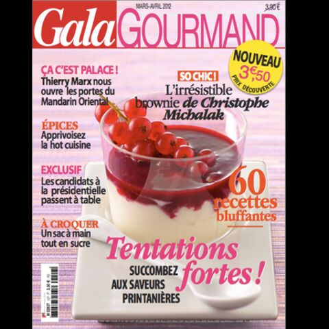 Gala Gourmand n°127 (mars-avril 2012)