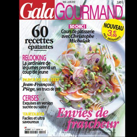 Gala Gourmand n°128 (Mai –Juin 2012)