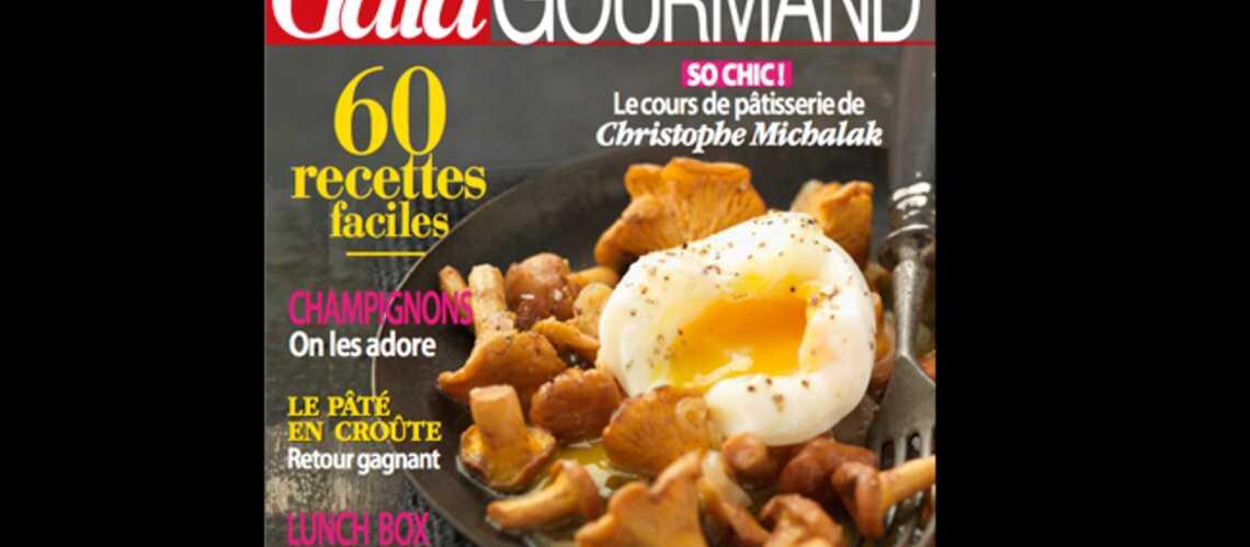 Gala Gourmand septembre-octobre 2012