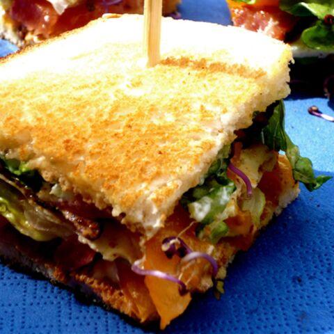 Jude Law: club sandwich