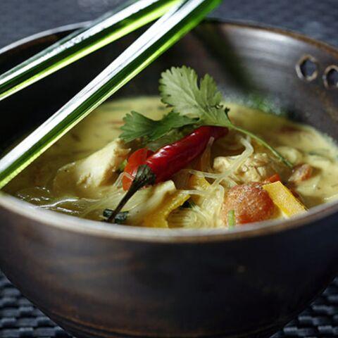 Kate Moss: soupe de poulet