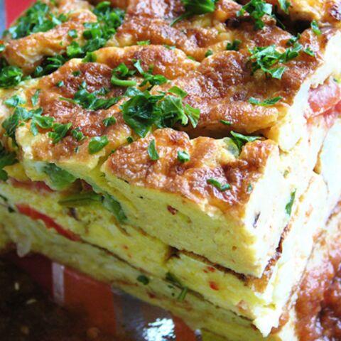 Laurence Ferrari: Gâteau de tortillas
