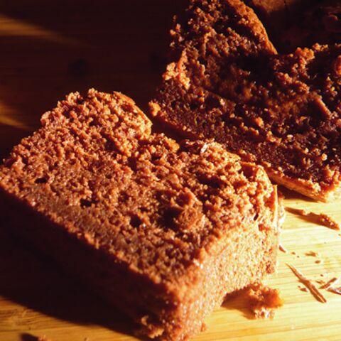 Nicolas Sarkozy: gâteau au chocolat