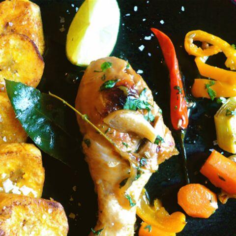 Vincent Cassel: poulet à la camerounaise