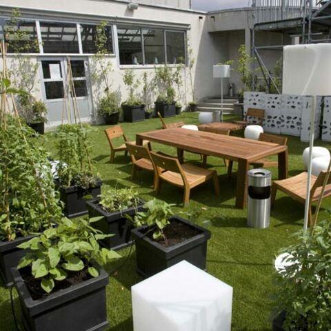 Un jardin extraordinaire