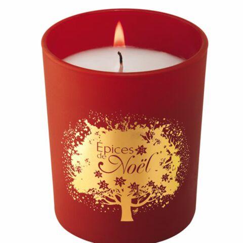 Shopping Noël – Bougies parfumées