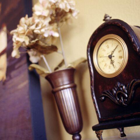 Les horloges réveillent la déco
