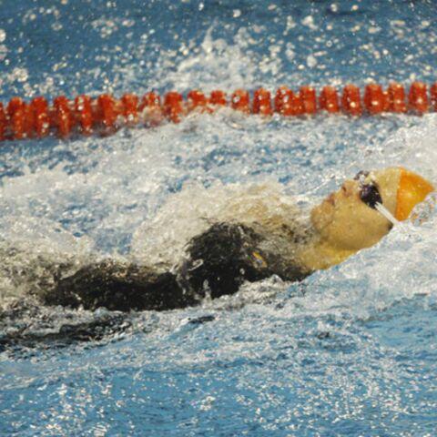 Championne du 100m nage libre