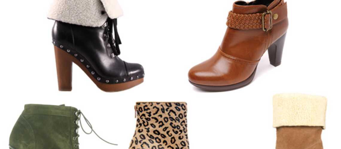 Shopping spécial boots