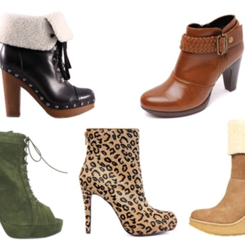 Shopping spécial boots