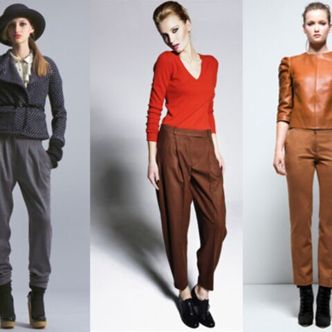 Shopping spécial pantalon