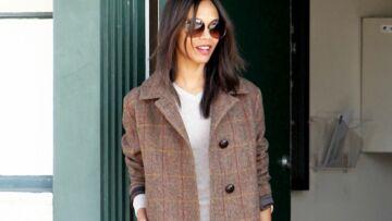 Shopping – Look boyish féminin pour Zoe Saldana